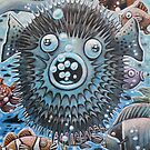 puffer fish by ACProsser