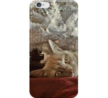 Tired of Waiting For Santa iPhone Case/Skin