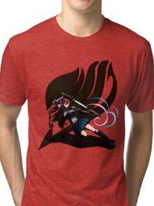 Erza Fairy Tail 13 Tri-blend T-Shirt