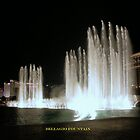 Bellagio Fountain by jhell2