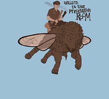 Onward to the Preservation Room Unisex T-Shirt