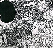 Moon Women by Chloé Arzuaga