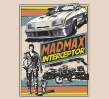 Mad Max V8 Interceptor by theycutthepower