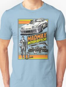 Mad Max V8 Interceptor T-Shirt