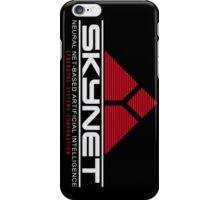 Skynet - Neural Net-Based Artificial Intelligence iPhone Case/Skin
