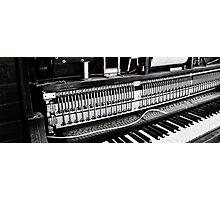 The Pianola Photographic Print