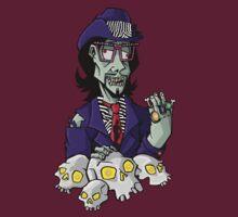 Putrid Zombie Pimp by Steven Novak