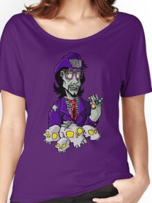 Putrid Zombie Pimp Women's Relaxed Fit T-Shirt