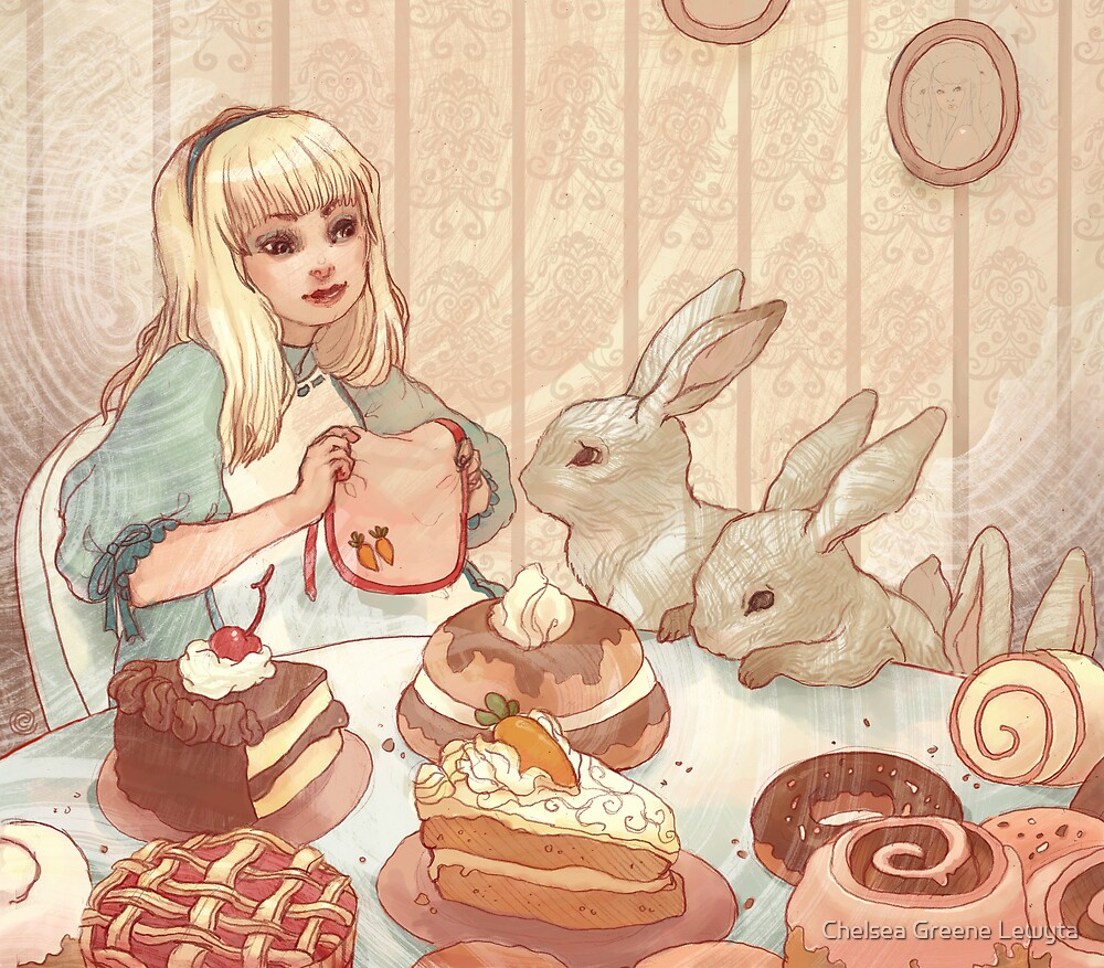 Easter Party by Chelsea Greene Lewyta