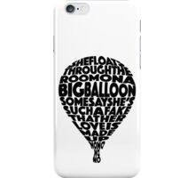 Girl Almighty by One Direction Lyrics - Black iPhone Case/Skin