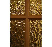 Religious Door Photographic Print