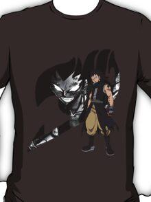 Gajeel Fairy Tail 4 T-Shirt