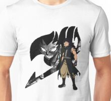 Gajeel Fairy Tail 4 Unisex T-Shirt