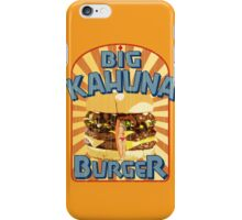 Big Kahuna Burger Fast Food iPhone Case/Skin