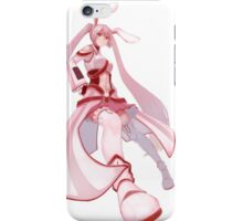 Just The Girl: Vocaloid Bunny  iPhone Case/Skin