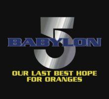 Our Last Best Hope For... Oranges by thejabberwocki
