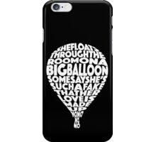 Girl Almighty by One Direction Lyrics - White iPhone Case/Skin