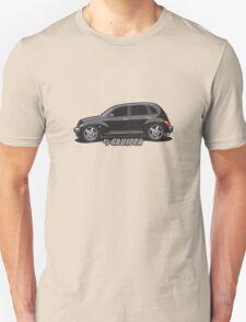PT Cruiser - Black Unisex T-Shirt