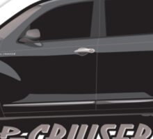 PT Cruiser - Black Sticker