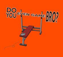 Do You Even Game Bro? Kids Tee