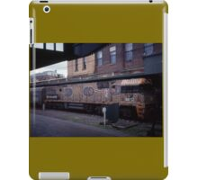 Diesel Engine @ Central Station, Sydney 2000 iPad Case/Skin