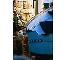 Gloria Photographic Print