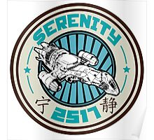 Serenity 2517  Poster