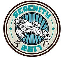 Serenity 2517  Photographic Print