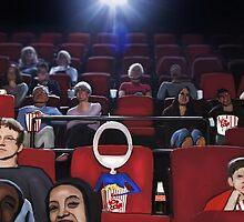 Corky @ the Cinema by Nornberg77