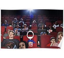 Corky @ the Cinema Poster