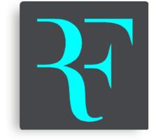 RF logo Canvas Print