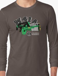 M41A Pulse Rifle Aliens Edition Long Sleeve T-Shirt
