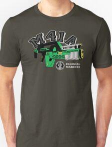 M41A Pulse Rifle Aliens Edition T-Shirt