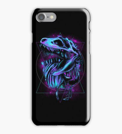 Mesozoic Era iPhone Case/Skin