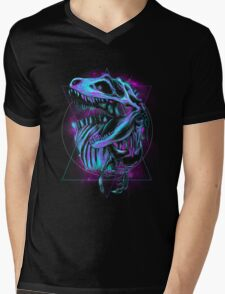 Mesozoic Era Mens V-Neck T-Shirt