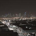 Melbourne Skyline by Derek Kan