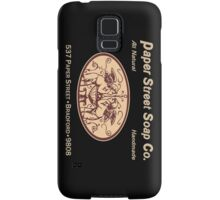 Paper Street Soap Co.T-Shirt Samsung Galaxy Case/Skin