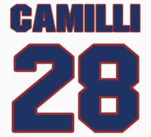 National baseball player Dolph Camilli jersey 28 by imsport
