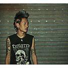 Bangkok Punk by Mark Hayward