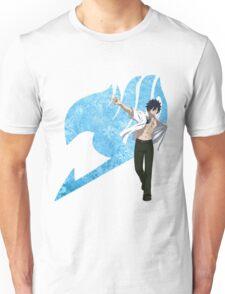 Gray Fairy Tail 2 Unisex T-Shirt