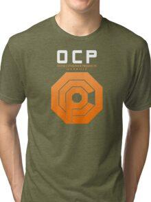 Omni Consumer Products (OCP) Tri-blend T-Shirt