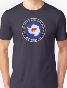 U.S. Outpost 31 Research Installation T-Shirt