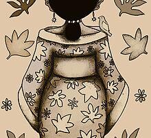 The Silk Princess by © Karin  Taylor