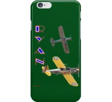 Ryan Twins T-shirt Design iPhone Case/Skin