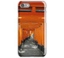 Kyoto Fushimi Inari Japan iPhone Case/Skin
