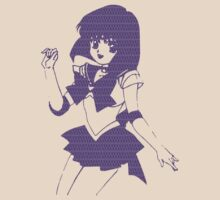 Sailor Saturn by Hisoka