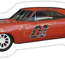 Dodge Charger - Extreme Lee Sticker