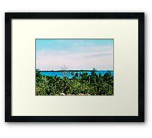 Honda Bay Framed Print