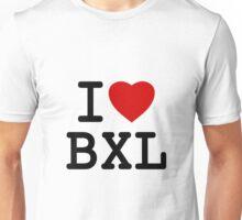 I Love Bxl Unisex T-Shirt
