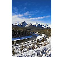 Bow Valley Photographic Print